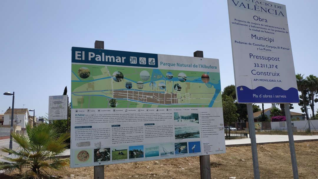 El Palmar Valencia Albufera