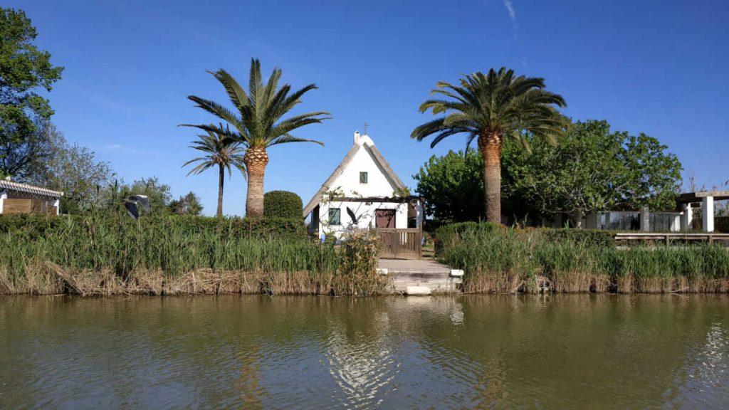 Barraca Valenciana en el Palmar